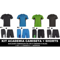 Kit Academia Karrimor Dri-fit Produto Inglês Run Oakley