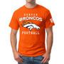 Camisa Denver Broncos Football - Nfl Liga Futebol Americano