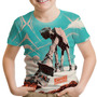 Camiseta Infantil Filme Star Wars The Empire Strikes Back