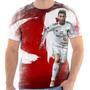 Camiseta Camisa Cristiano Ronaldo Real Madrid Cr7 Mod 03