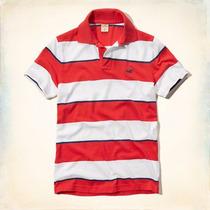 Camisetas Polos Hollister Originais