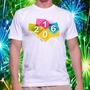 Camiseta Personalizada Ano Novo 2016 Aproveite Frete Gratis