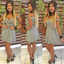 Vestido Sal E Pimenta Princess Com Bojo - Lançamento Vt017
