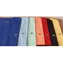Kit 2 Camisas - Lacoste, Hollister, Polo Ralph Laurem, Tommy