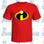 Camisetas Personalizadas Os Incríveis Promoção