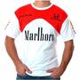 Camiseta Mclaren Mp4/4 Ayrton Senna 12 Marlboro Formula 1 M