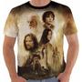 Camiseta The Hobbit Senhor Dos Aneis Modelo 3