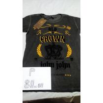 Camisas Da Osklen, Reserva E John John 100% Originais