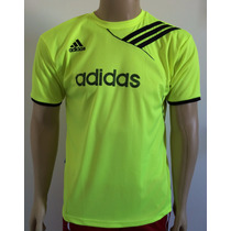 Kit 5 Camiseta Adidas Academia Sport Fit Masculina