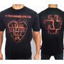 Camiseta De Banda - Rammstein