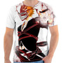Camiseta - Camisa Bleach Kurosaki Ichigo Hollow Anime