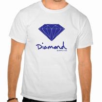 Camisa Personalizada Diamond Supreme Thc 4:20 Dope Swag Plt
