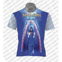 Camiseta Católica - Santa Sara - Cigana