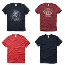 Camisetas Abercrombie 15 Modelos À Pronta Entrega Original