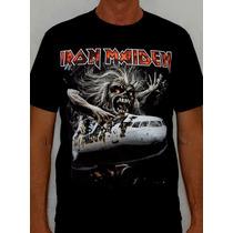 Camiseta Iron Maiden - Ed Force One