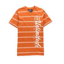 Ecko Unltd. Masculino Duplo Passe Vneck Embelezado T-camisa