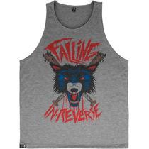Regata Falling In Reverse Camisetas Blusa Moletom Banda Rock