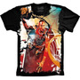 Camiseta Chicago Bulls Enterrada Camisa Basket Michal Jordan