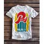 Camiseta Masculina Pearl Jam Rock Bandas Personalizada