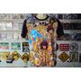 Camisa Ou Camiseta Cavaleiros Do Zodiaco Gold (saint Seiya)