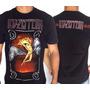 Camiseta De Banda - Led Zeppelin - Ícaro