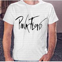 Novidade! Camiseta Masculina Pink Floyd