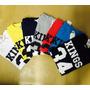 Kit Camisetas Kings Sneakers Com 3 Unidades Super Promoção
