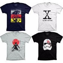 Camiseta Seriado Serie De Tv Engraçadas Serie E Filme Camisa