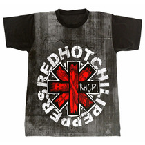 Camiseta De Banda - Red Hot Chili Peppers [110]