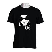 Camisa U2 Camisetas Banda De Rock Rock In Rio
