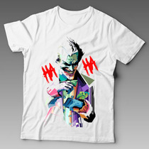 Camiseta Coringa Joker Why So Serious? Personalizada