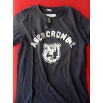 Camiseta Abercrombie Masculina 100% Original - Frete Grátis