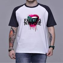 Camiseta Raglan Falling In Reverse