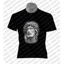 Camiseta Católica - Jesus Cristo