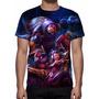 Camisa, Camiseta League Of Legends Equipe Skt
