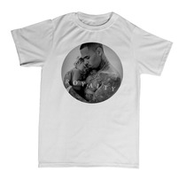 Camiseta Camisa Chris Brown Breezy Royalty Swag Hip Hop Pop