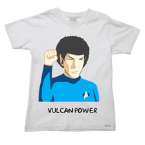 Camiseta Infantil Star Trek Jornada Nas Estrelas S - 2 Ao 16