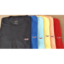 Kit Camisas Lacoste - Hollister - Tommy - Abercrombie E Polo
