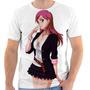 Camiseta Camisa Masculina Anime Otaku - Bleach 11