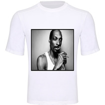 Camiseta Rapper Snoop Dogg Masculina Feminina Cantor Rap
