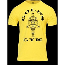 Gold´s Gym Original - Camiseta Importada
