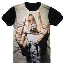 Camiseta Eminem Gangsta Hip Hop Slim Shady