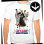 Camiseta Bleach Baby Look Regata Anime Manga Japones