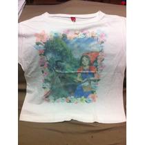 Camiseta Farm Chapeuzinho Vermelho Original G