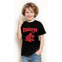 Camiseta Infantil Banda Matanza