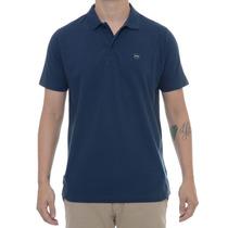 Camiseta Masculina Oakley Polo Essential Square Marinho