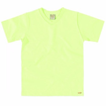 Roupa Camiseta Básica Infantil Menino Carinhoso C62.155