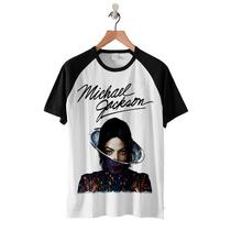Ramavi Camisetas Michael Jackson Masculina Feminina