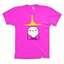 Camiseta Infantil Jujuba Hora De Aventura