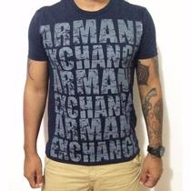 Camisa Armani Exchange Diversas Cores E Modelos